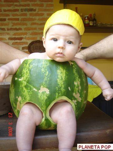 filho da mulher melancia