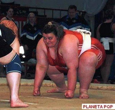 Sumo girl