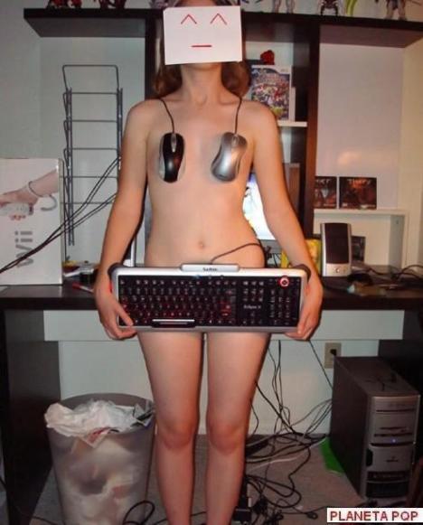 fantasia erotica de nerd